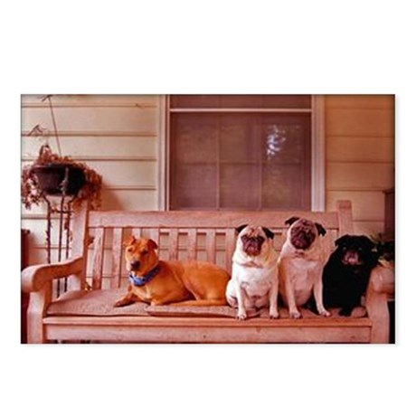 Seat For Four Postcards (Package of 8)