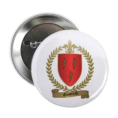 GAUTREAU Family Crest Button