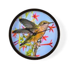 Funny Nectar Wall Clock