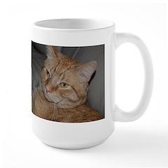 Orange Tabby Cat Mug