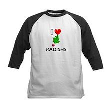 I Love Radishs Tee