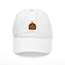 Cute Turkey Baseball Cap