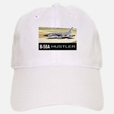 B-58 HUSTLER Baseball Baseball Cap