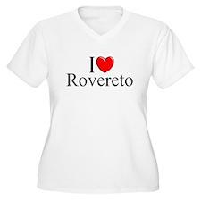 """""""I Love (Heart) Rovereto"""" T-Shirt"""