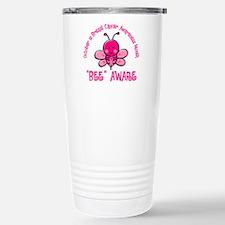 Breast Cancer Awareness Month 4.2 Travel Mug