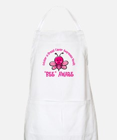 Breast Cancer Awareness Month 4.2 BBQ Apron