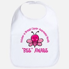 Breast Cancer Awareness Month 4.2 Bib