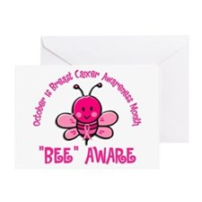Breast Cancer Awareness Month 4.2 Greeting Card