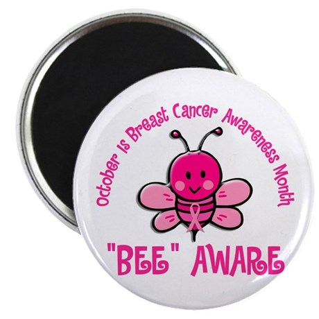 Breast Cancer Awareness Month 4.2 Magnet