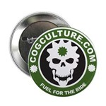 """CogBuzz 2.25"""" Button (10 pack)"""