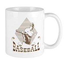 Vintage design Baseball Mug