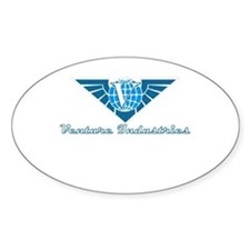 Venture Industries Oval Decal