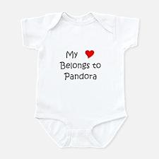 Cool Pandora Infant Bodysuit
