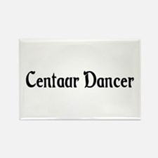 Centaur Dancer Rectangle Magnet