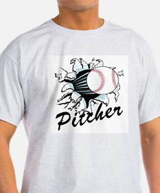 Fast ball Pitcher T-Shirt