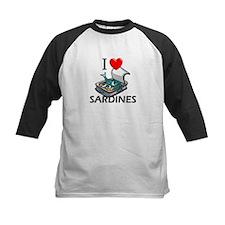 I Love Sardines Tee