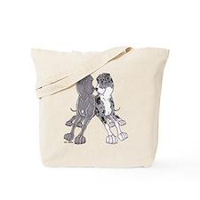 NBlW NMtMrl Lean Tote Bag