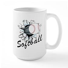 Softball Mug
