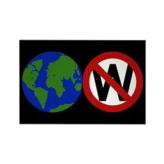 Pro-Earth, Anti-Bush (100 magnets)