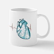 Cardiac EKG Mug