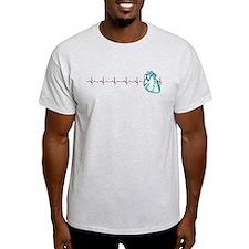 Cardiac EKG T-Shirt