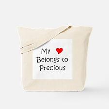 Unique Precious Tote Bag