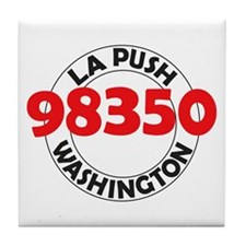 La Push 98350 Tile Coaster