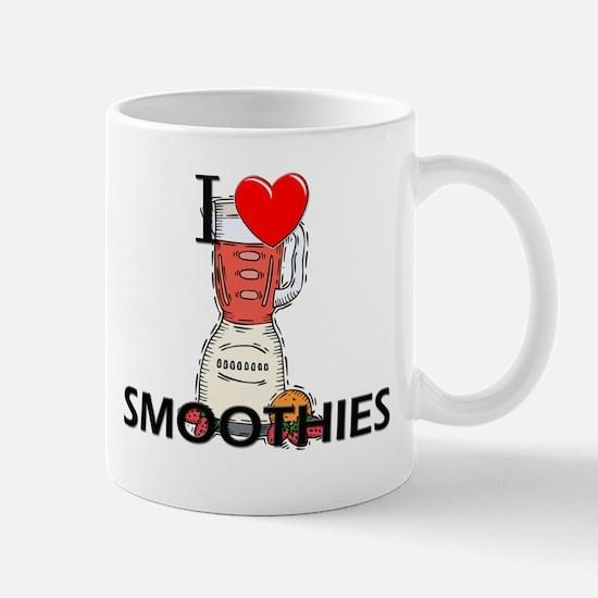 I Love Smoothies Mug