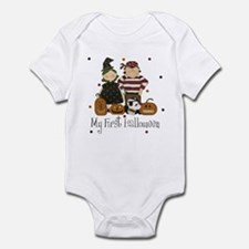 My First Halloween Baby Toddler Infant Bodysuit