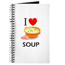 I Love Soup Journal