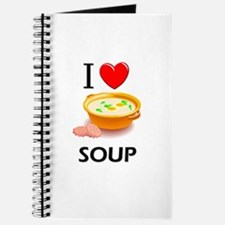 I Love Soup Journal