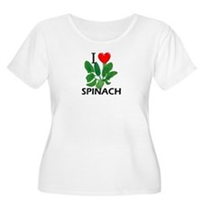 I Love Spinach T-Shirt