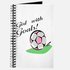 Girl with Goals Journal