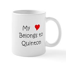 Cool Quinton Mug