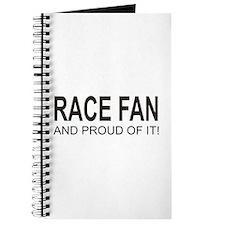 The Proud Race Fan Journal