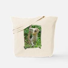 Vervet Climbing Tote Bag