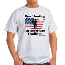American Bow Hunting T-Shirt