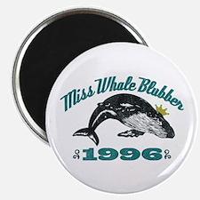 Palin Miss Whale Blubber Magnet