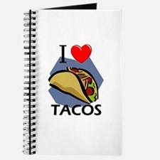 I Love Tacos Journal