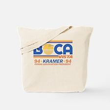 Seinfeld Boca College Humor Tote Bag