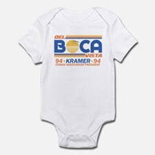 Seinfeld Boca College Humor Infant Bodysuit