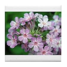 Cute Purple forest Tile Coaster