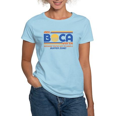 Del Boca Vista Seinfeld Women's Light T-Shirt