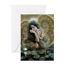 Angel Fantasy Greeting Cards (Pk of 10)