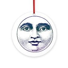 Man in the Moon Keepsake (Round)
