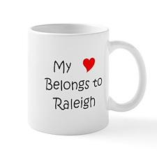 Cute Raleigh Mug