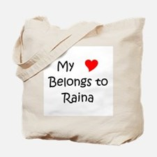 Unique Raina Tote Bag
