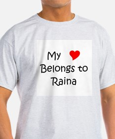 Cute Raina T-Shirt