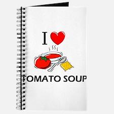 I Love Tomato Soup Journal