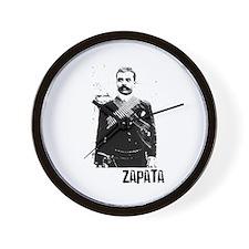 Emiliano Zapata Wall Clock